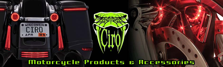 Ciro Motorcycle Products & Accessories
