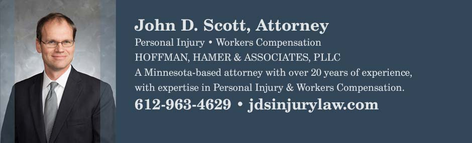John D. Scott, Attorney Personal Injury, Workers Compensation