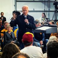 Election2020-Joe Biden-Council-Bluffs-Bob Davis Podcast 900