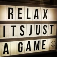 Relax-Its-Just-A-Game-Bob Davis Podcast 916